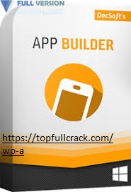 App Builder 2021.43 Crack