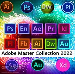Adobe Master Collection 2022 Crack