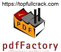 pdfFactory Crack 2022