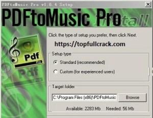 PDFtoMusic Pro 1.7.3 Crack