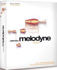 Melodyne Pro Crack 2021