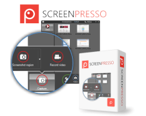 Screenpresso Pro 1.7.4.0 Crack & License Key Latest [Update]