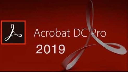 Adobe Acrobat Pro DC Crack 2019.010.20098 Keygen [Latest]