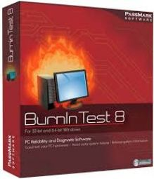 PassMark BurnInTest Professional 9.0.1012 Key With Crack Full