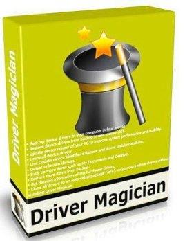 Driver Magician 5.21 Crack Incl License Key Full Final Setup!