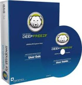 Deep Freeze Standard 8.55.020.5505 Crack With Serial Key [Setup] FULL