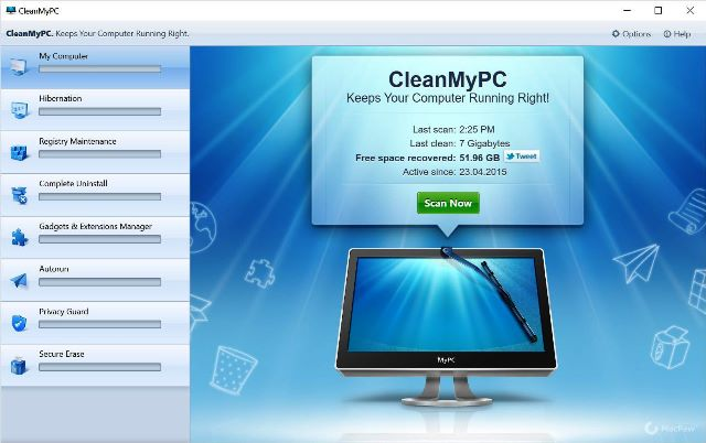 CleanMyPC 1.10.6 2044 Crack & Keygen Latest Version [Torrent]