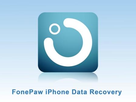 FonePaw iPhone Data Recovery 6.0.0 Crack + Registration Code {Latest}