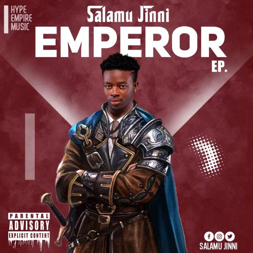 Salamu Jinni Emperor EP