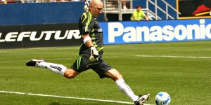Goalkeeper Distribution Tips -- Back Pass, Throwing, Goal Kicks & Drop Kicks
