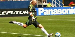 Goalkeeper Distribution Tips -- Back Pass, Throwing, Goal Kicks & Drop Kicks