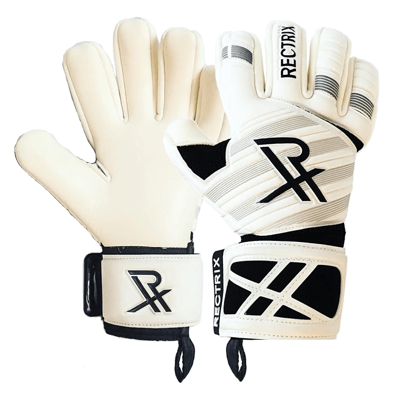 GK Saver Football Goalkeeper Negative Cut 3D Winner 03 Hybrid Top Pro Gloves
