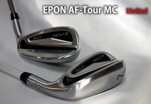 EPON史上最大飛距離 AF-Tour MC Limited アイアン