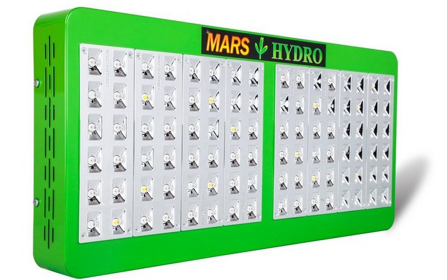 Best Grow Lights, Marshydro Reflector 480W