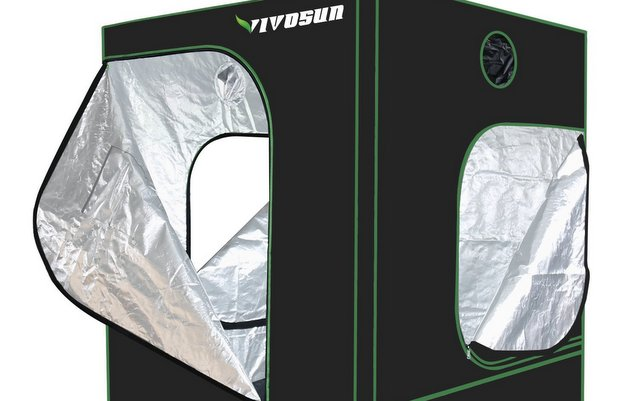 VIVOSUN Mylar Hydroponic best Grow Tent