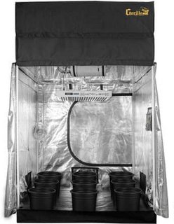 super room smart 5X5 grow tent kit