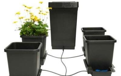 AutoPot Review – 4 Pot Hydroponic System [Gravity Fed]