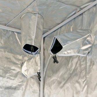 Grow Tent Reflective Mylar Hydroponics Plant Growing Room
