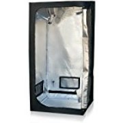 Best ChoiceProducts Grow Tent Reflective Mylar Hydroponics