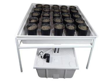 Viagrow 4×4 Complete Ebb & Flow Hydroponic Systems