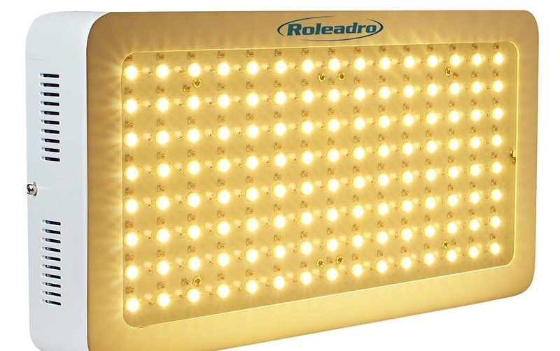 Roleadro 2nd Generation Led Grow Light Review