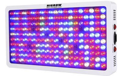 HIGROW Optical Lens-Series 1000W – Cheap LED Grow Light Review