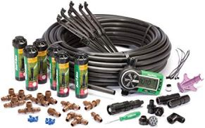 Automatic Sprinkler System Kit