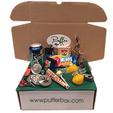 puffer subscription box