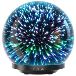 Essential Oil Diffuser - 3D Glass 200ml