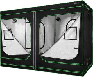 vivosun 4x8 indoor grow tent