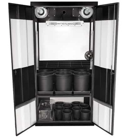 Deluxe automated Grow Closet
