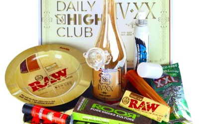 Daily High Club Subscription Box Review | Excellent Value 420 Box
