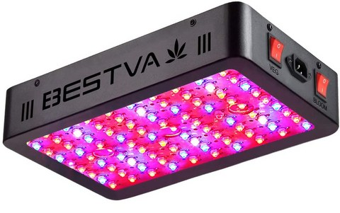 BESTVA 1000W LED Grow light for weed