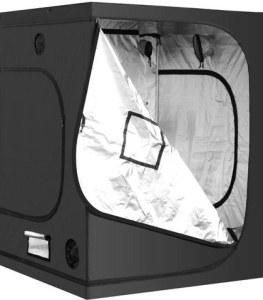iPower Mylar Hydroponic Grow Tent