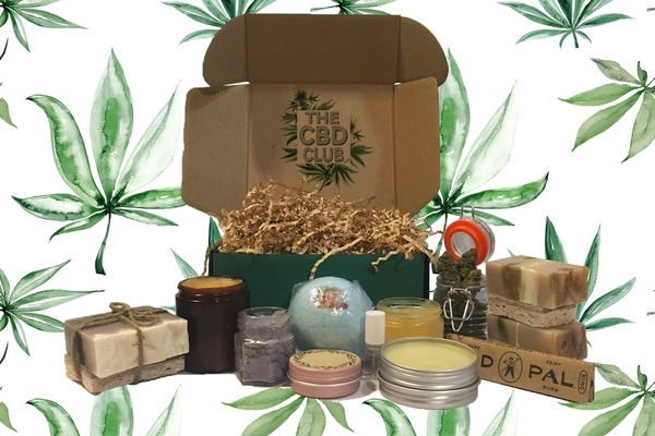 CBD Club subscription box