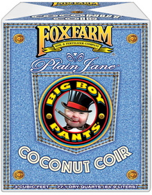 Big Boy Pants Plain Jane Coconut Coir