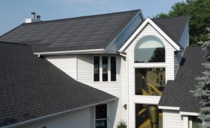 Home with a Solar Roof