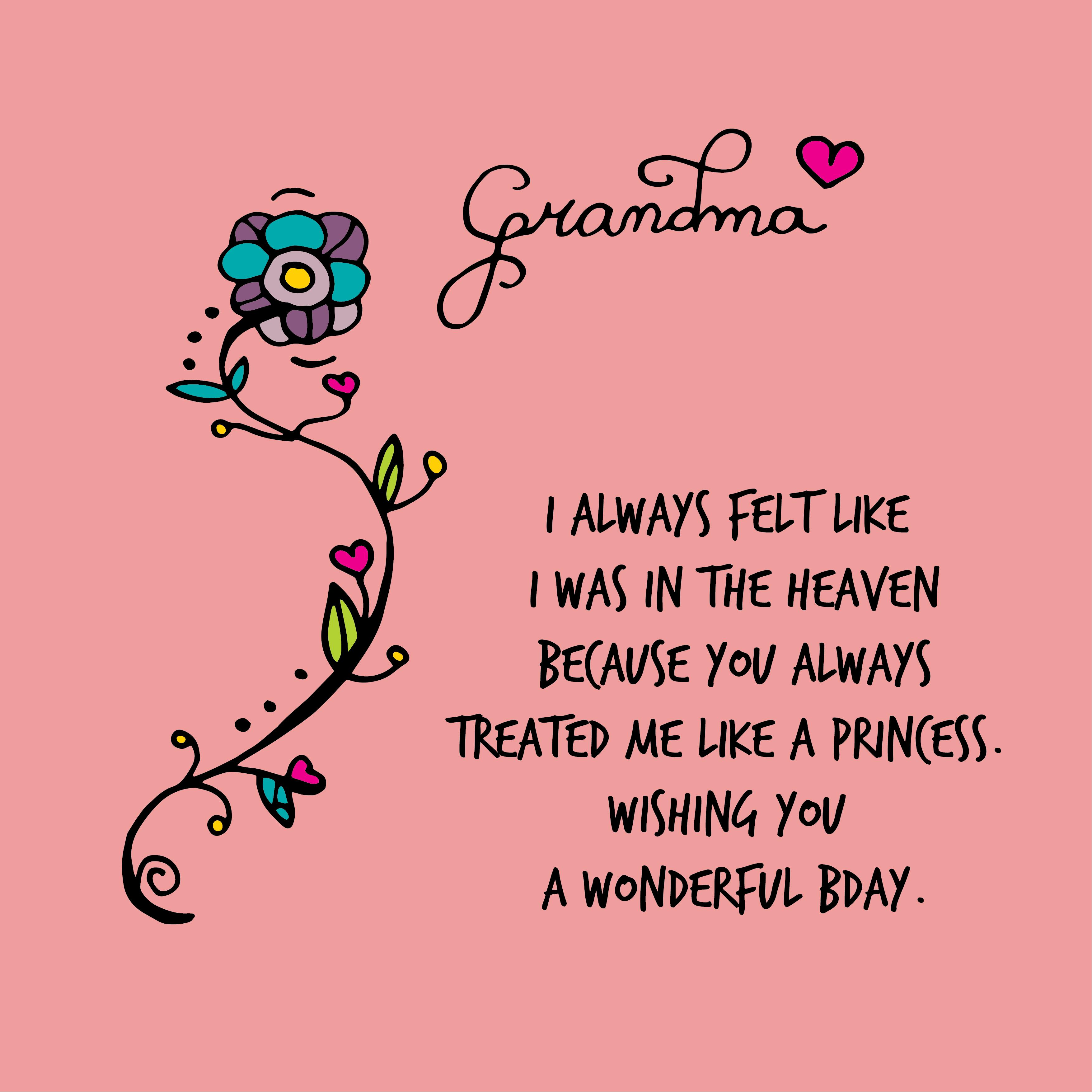 Top 200 Happy Birthday Grandma Quotes And Wishes Top Happy Birthday Wishes
