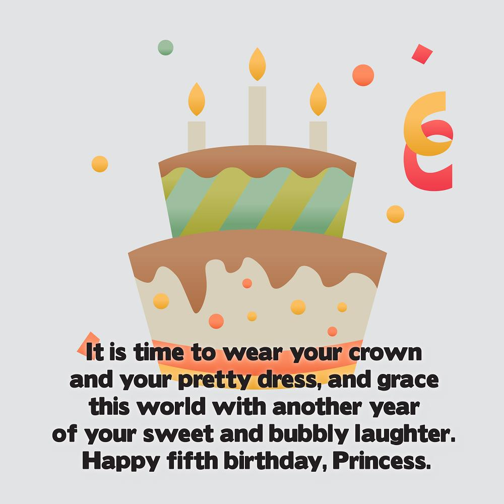 Best Birthday Messages For 5 Years Old Top Happy Birthday Wishes