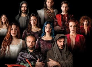 Divina Commedia Opera Musical Locandina