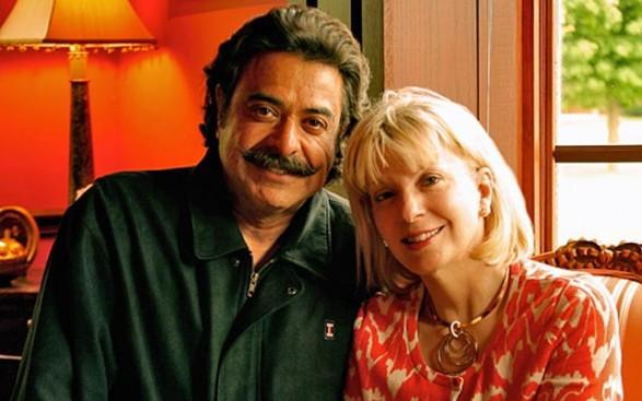 Shahid Khan And His Wife Ann Tophatals Blog