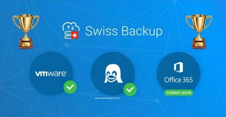 Swiss Backup pone el listón alto