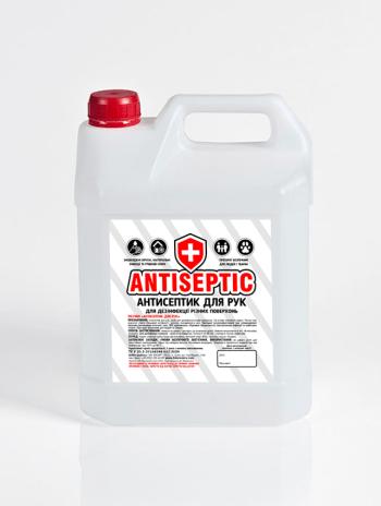 антисептик 4 л