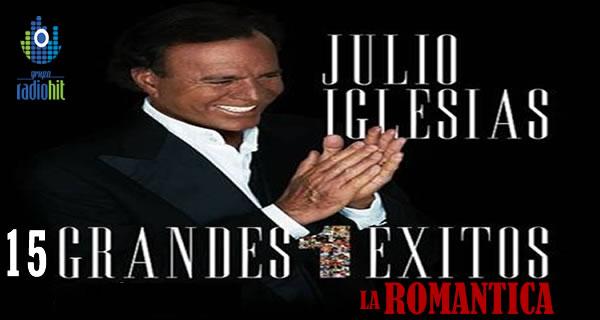 15 EXITOS JULIO IGLESIAS