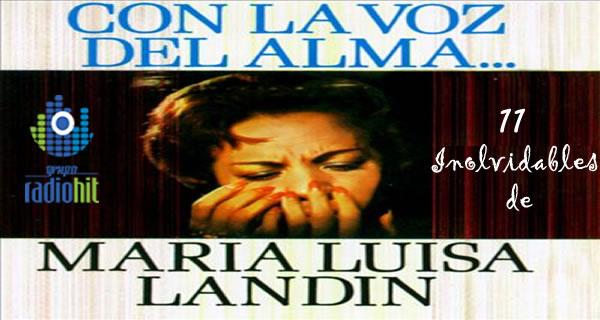 INOLVIDABLES DE Maria Luisa Landin