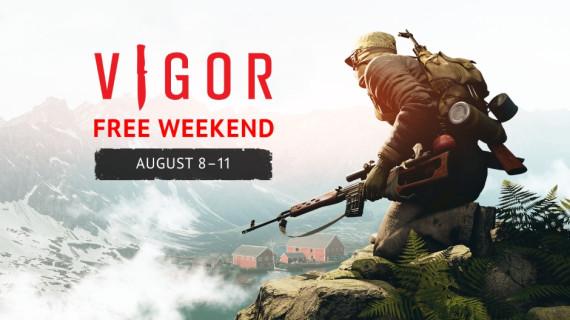 Free Play Days: Vigor