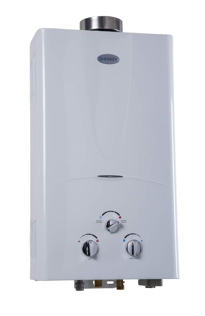 Marey GA10LP Propane Gas Tankless Water Heater