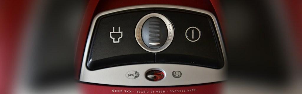 Vacuum Cleaner Power Consumption