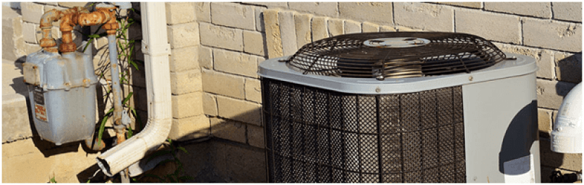 make an air conditioning system using LPG