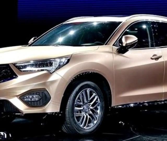 Acura Cdx Price